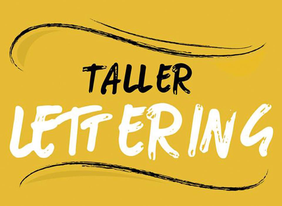 Coda organiza un taller de lettering en Len