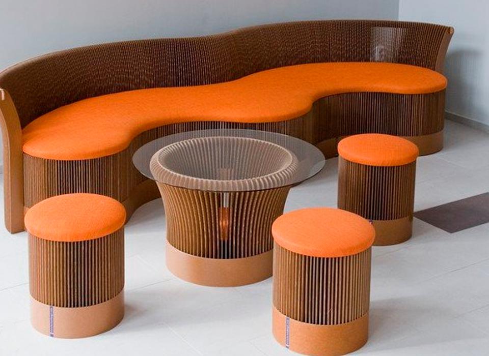 muebles para bano con material reciclado On muebles con material reciclado