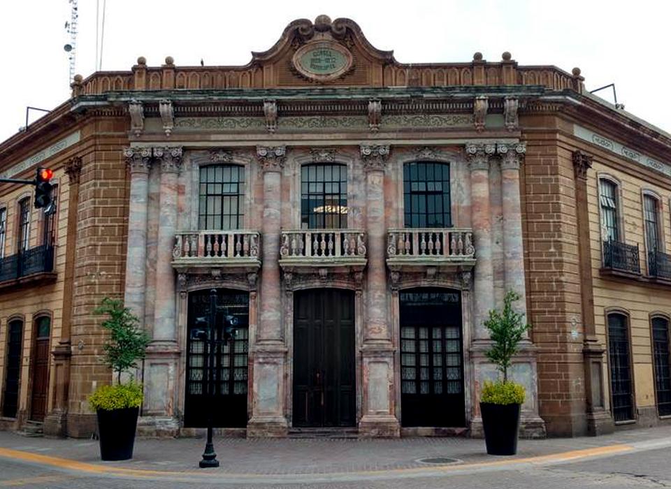 Museo de las identidades leonesas, en León, Guanajuato