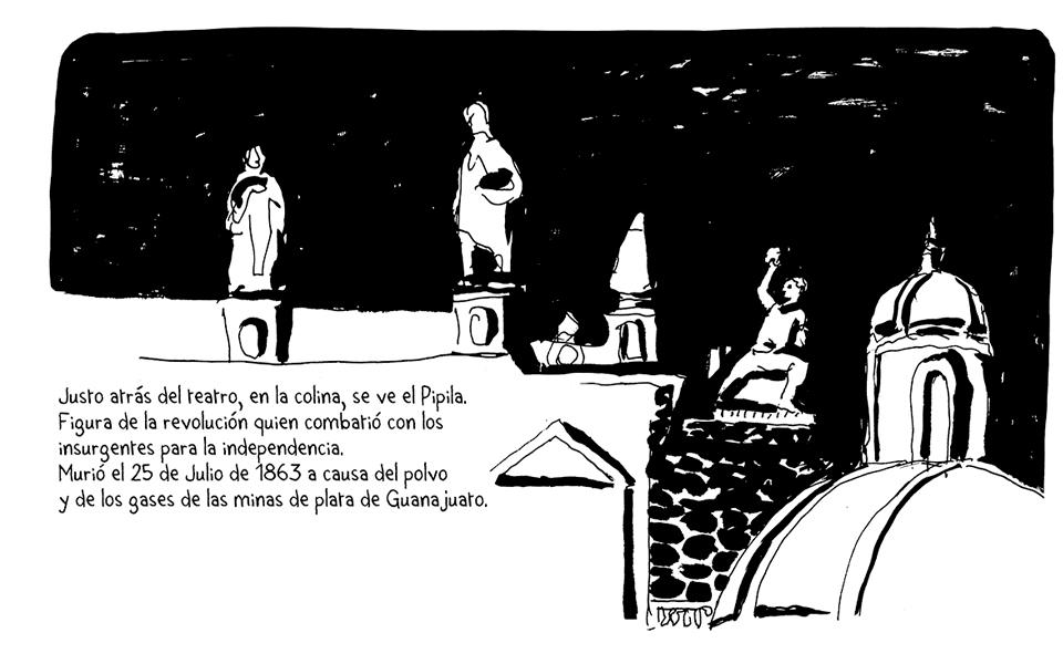 Franois Olislaeger ilustra Guanajuato